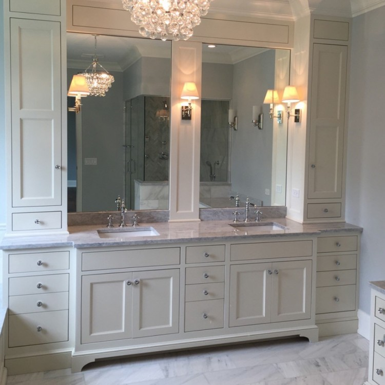 Elegant bathroom in Richmond VA