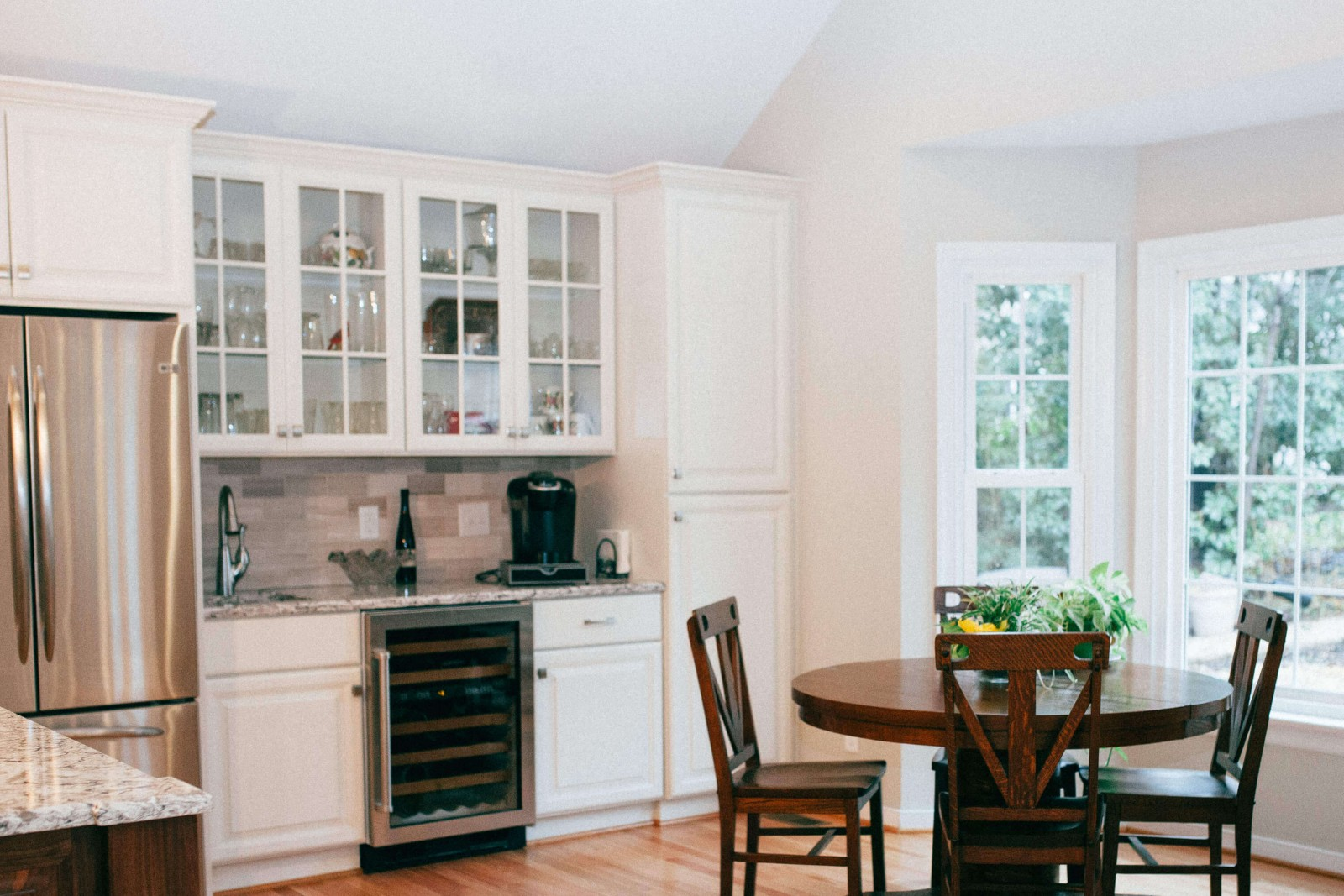 Kitchen remodeled in Richmond VA
