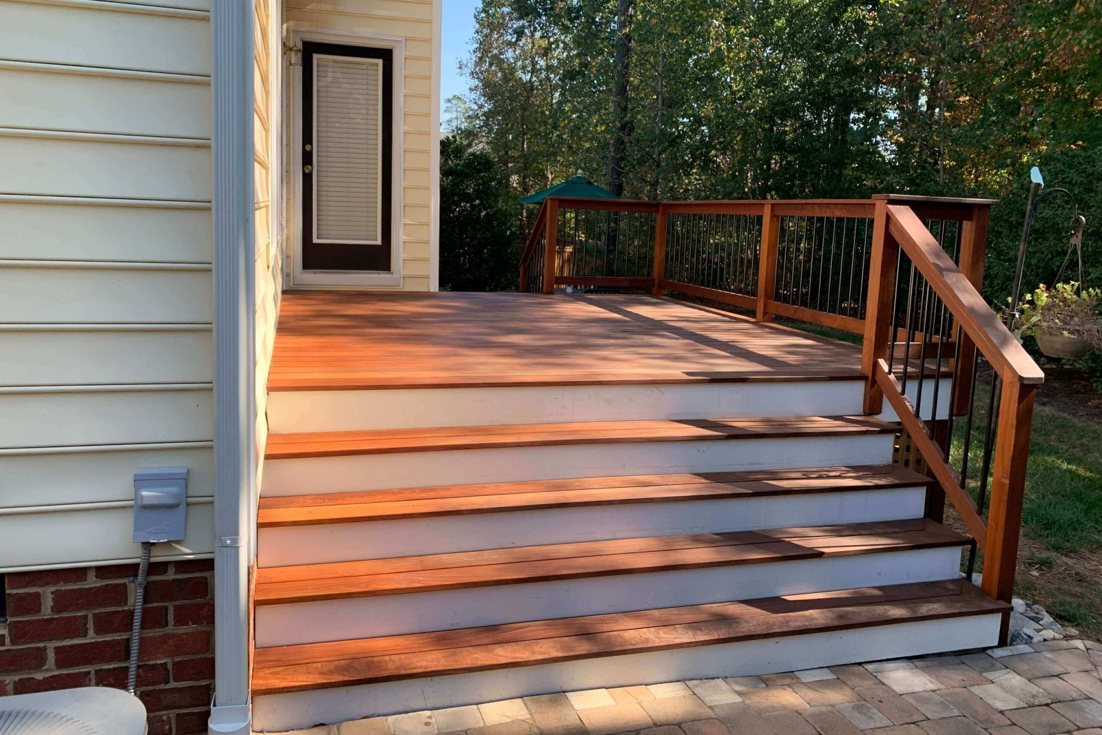 Deck in Richmond VA